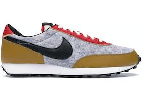 Nike Daybreak University Red Gold Suede (W)