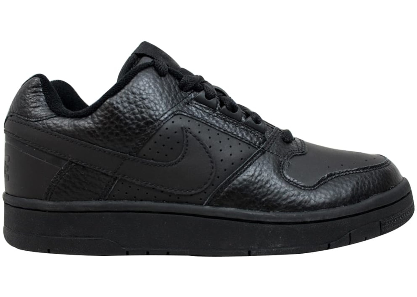 low priced 99ab1 0671d Nike Delta Force Low SI BlackBlack - 313729-001