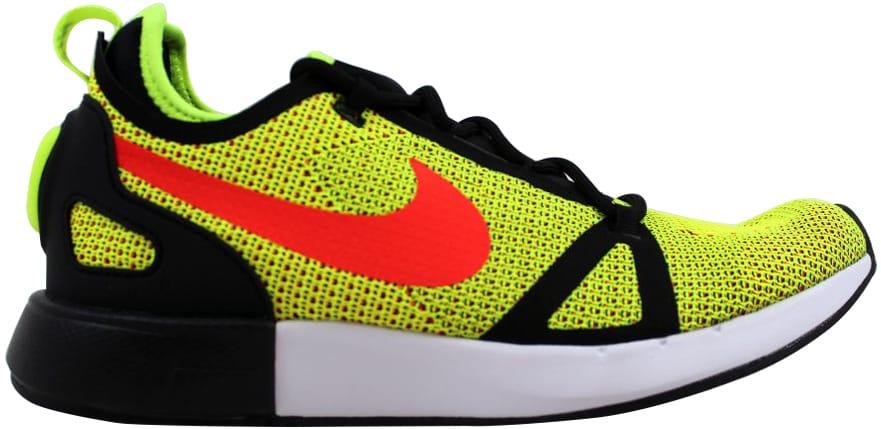 Nike Dual Racer Volt/Bright Crimson