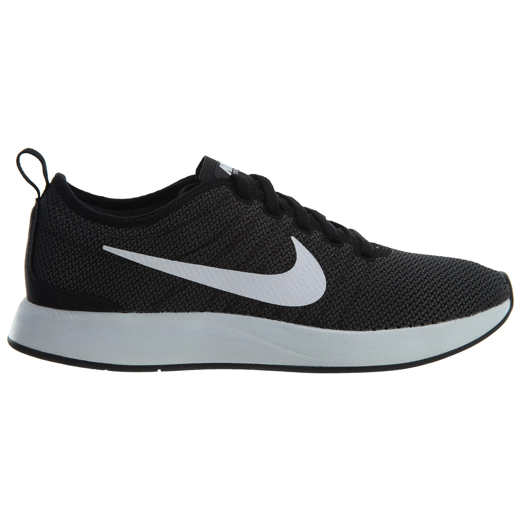 Nike Dualtone Racer Black White-Dark