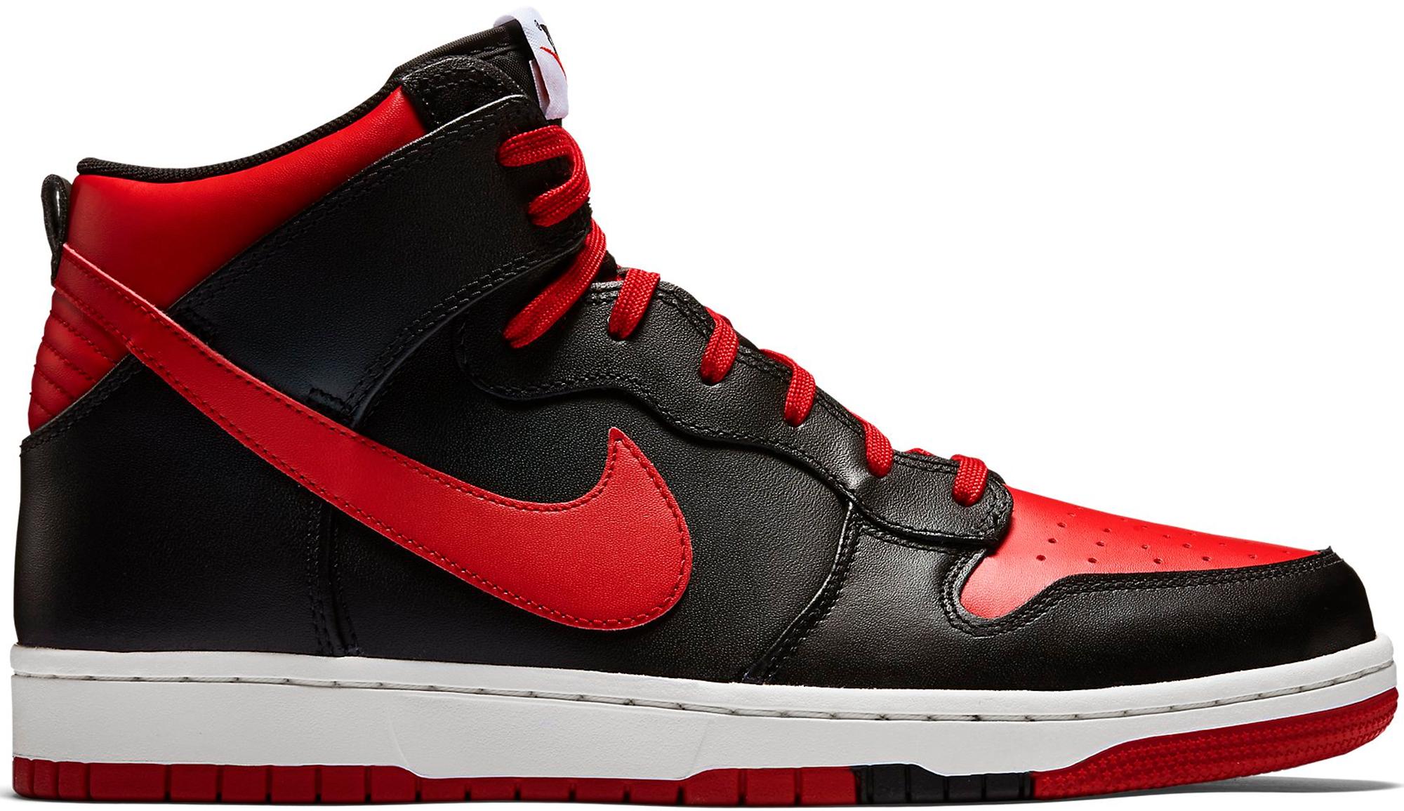 Nike Dunk CMFT Bred