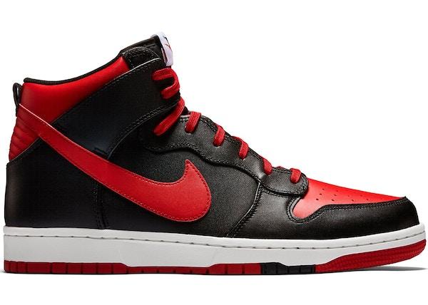huge discount f1839 9bbab Nike Dunk CMFT Bred - 705434-600