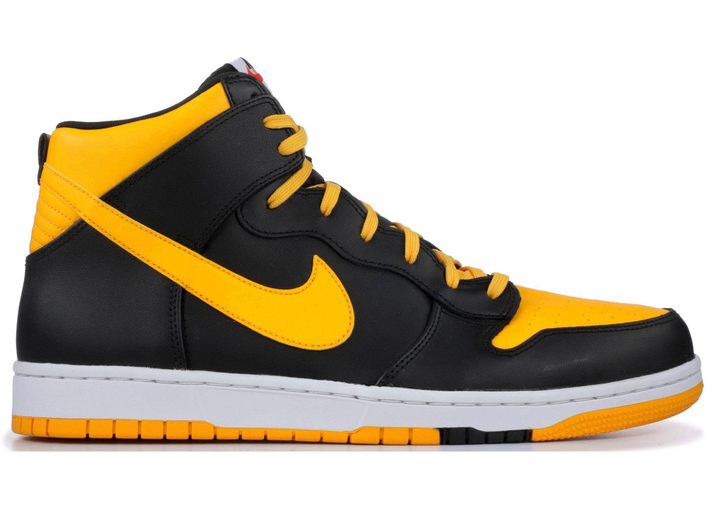 new york 4652b 8daee Nike Dunk Cmft University Gold Black-White - 705434-700