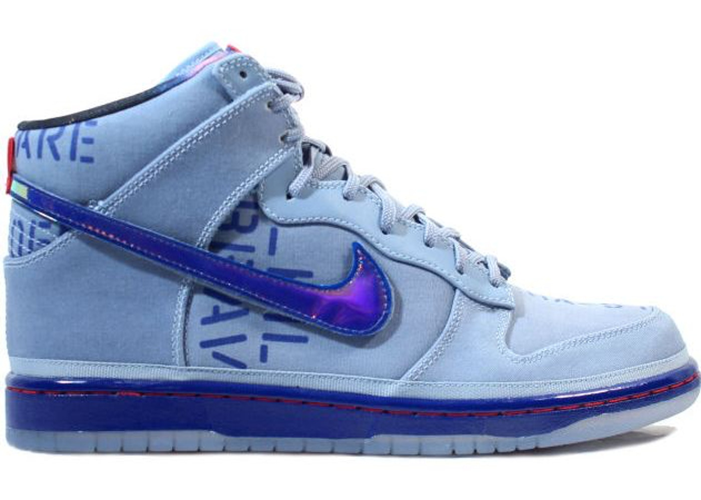 new arrival 2f155 8b64e Nike Dunk High All Star Galaxy Blue