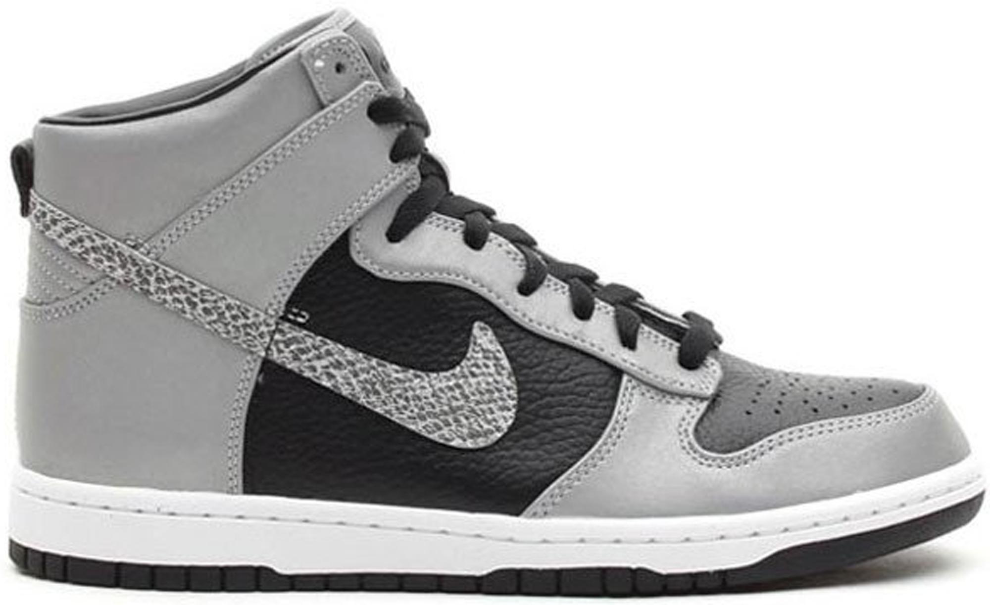 Nike Dunk High 3M Snake