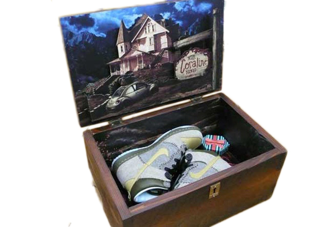 Nike Dunk High Coraline (Special Box