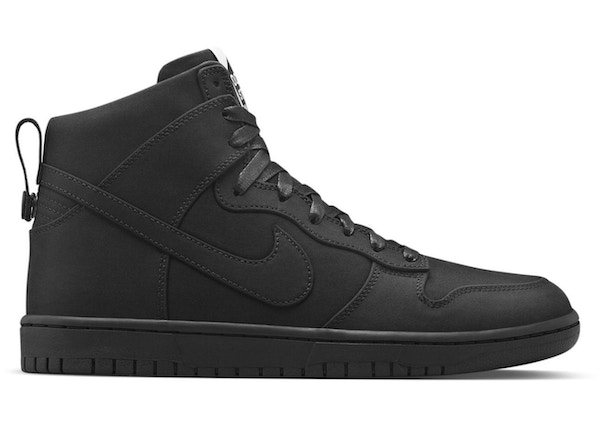 more photos 5f1fb 98d31 Nike Dunk High Dover Street Market Black