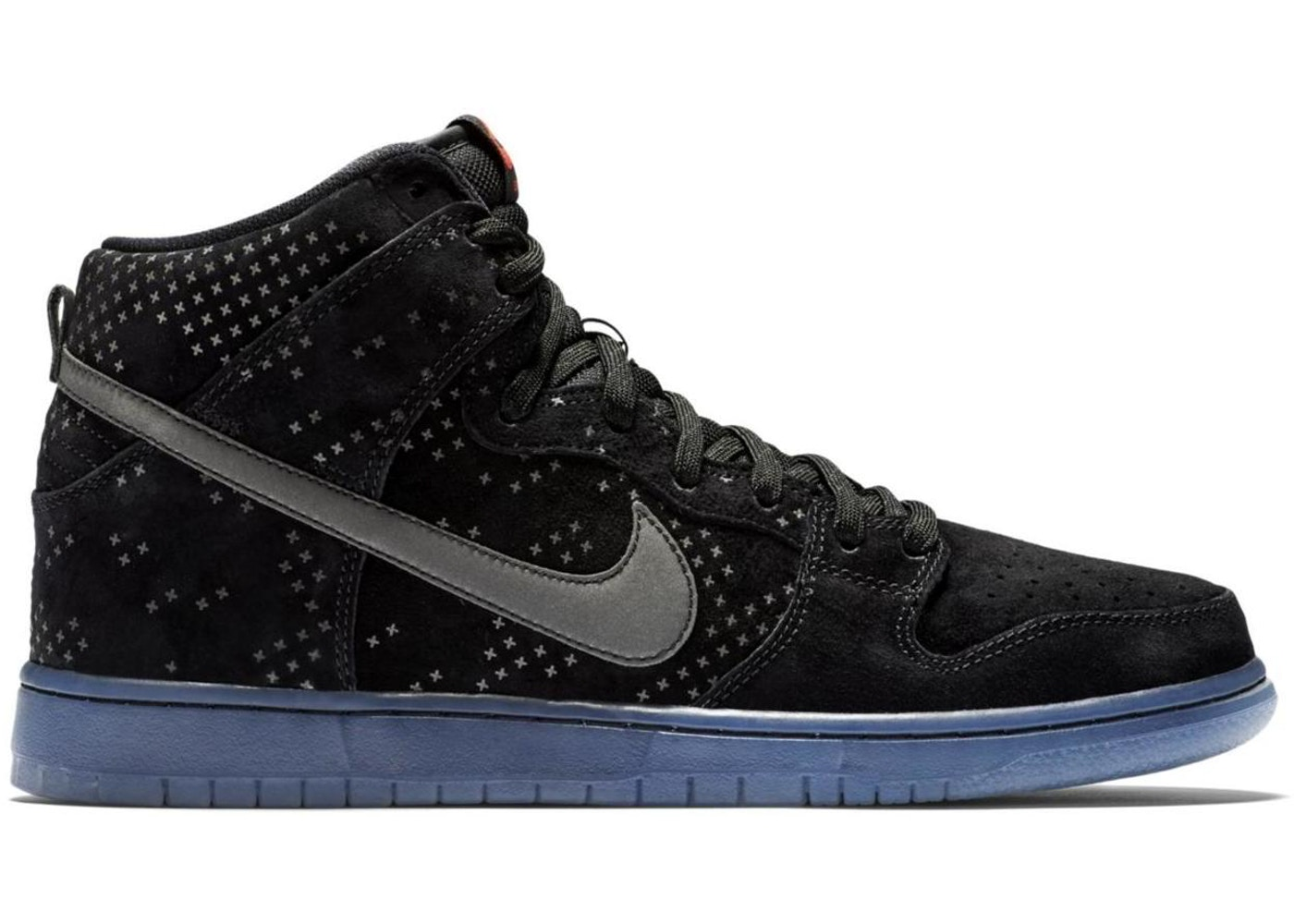 new styles 5efca 6f601 Nike Dunk High Flash Pack Black Ice