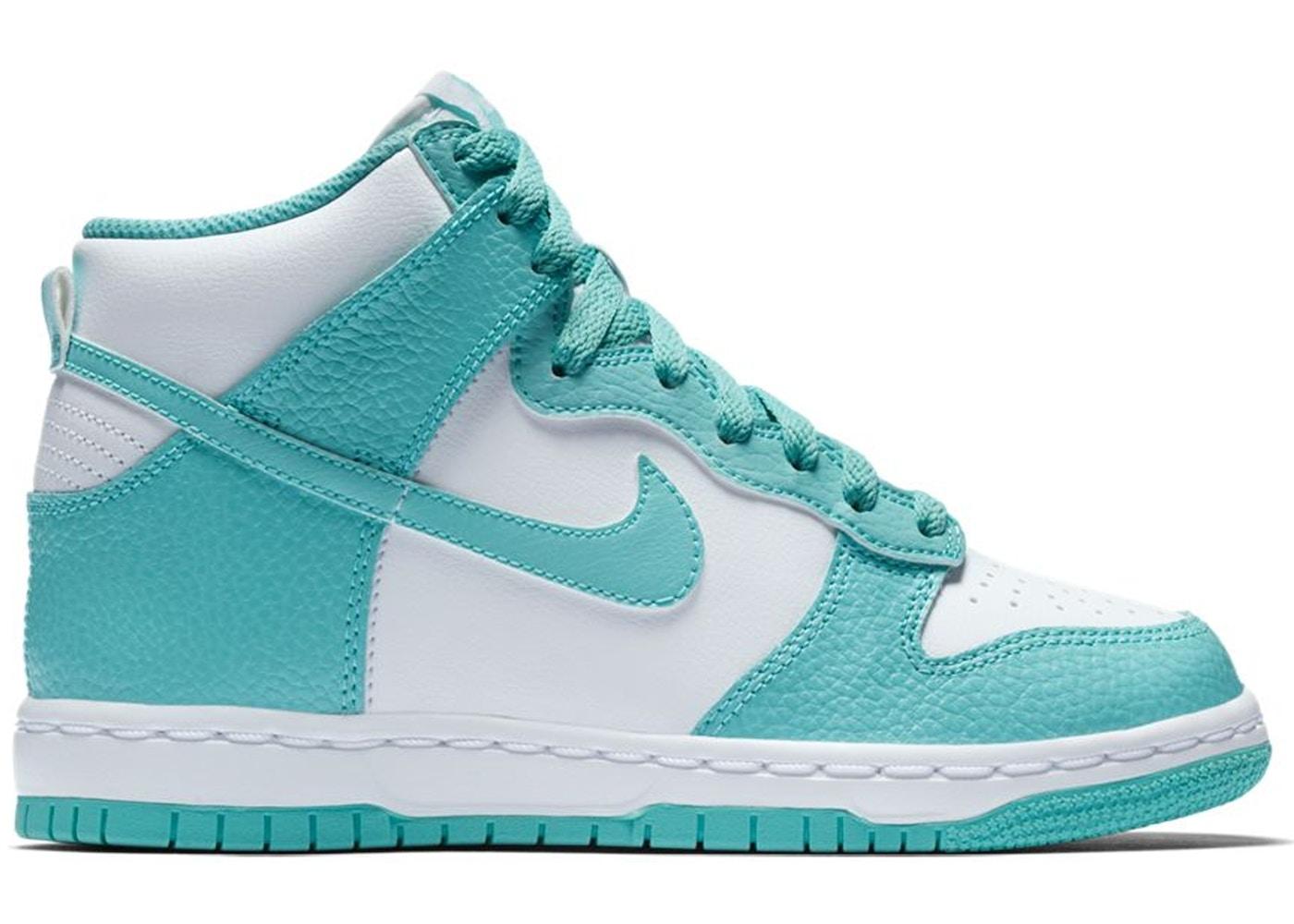 promo code c2a00 cd7f3 Nike Dunk High Island Green (GS) - 921797-300