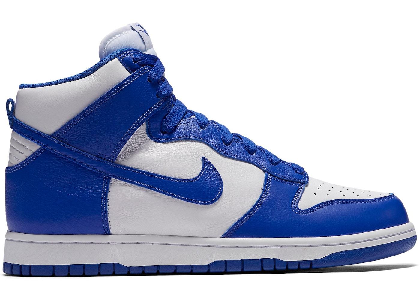 9f847a88fa06 Nike Dunk High Kentucky (2016) - 850477-100