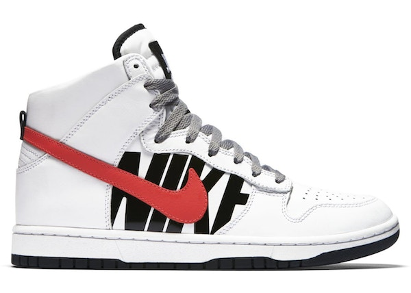 online store b58df 8a14f Dunk Lux High Undftd White Infrared