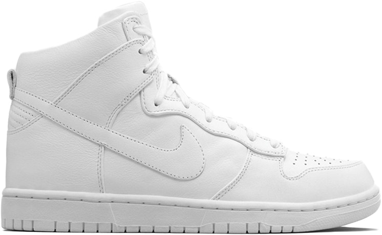 Nike Dunk High Lux White