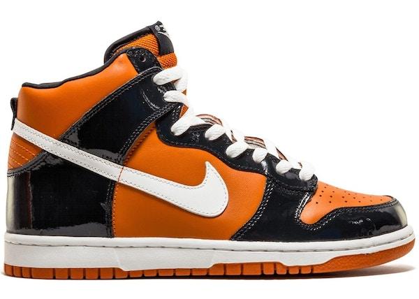 best cheap 4fb83 37f44 Nike Dunk High Mesa Orange