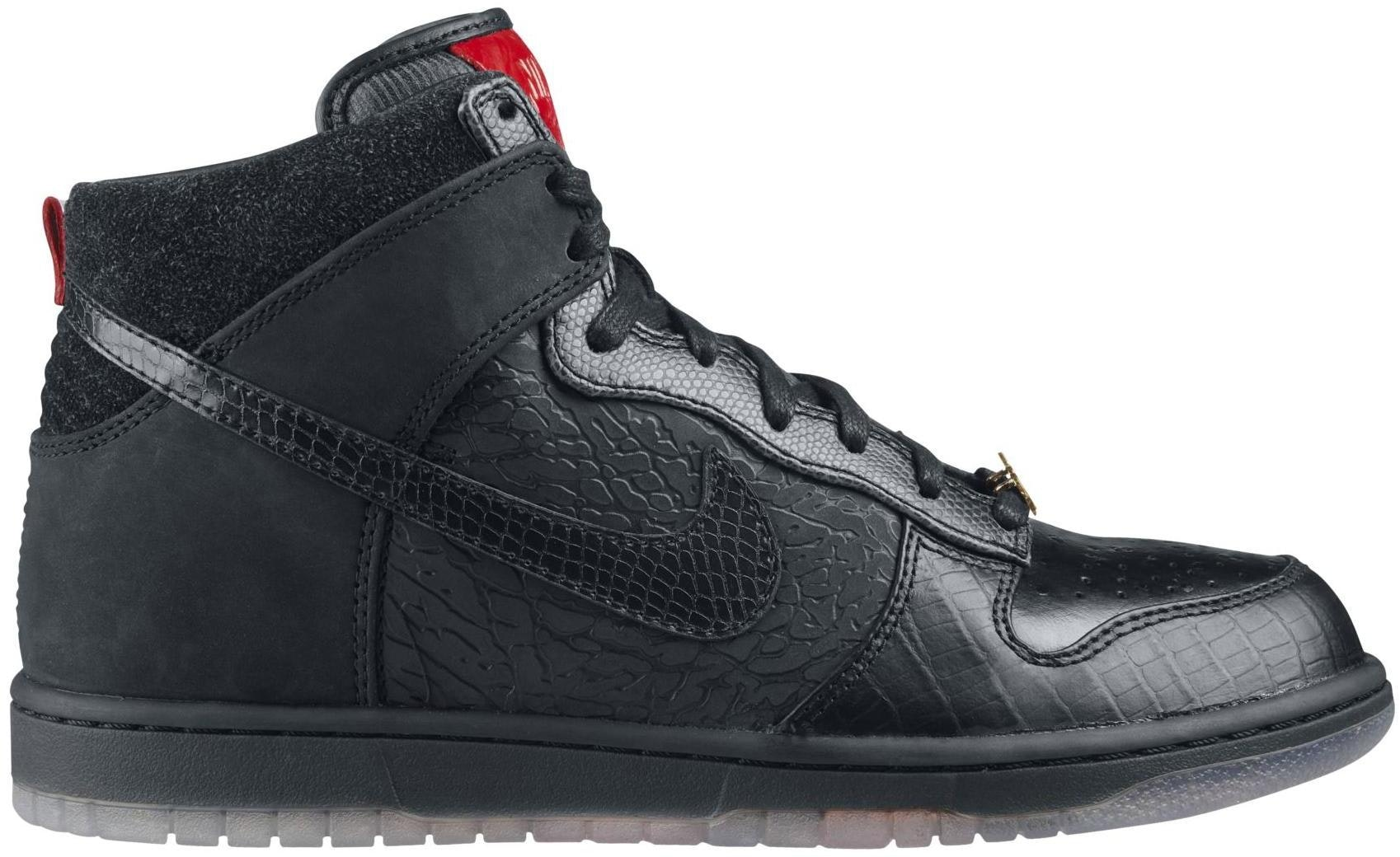 Nike Dunk High Mighty Crown