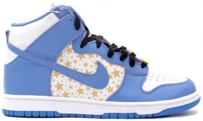 Nike Dunk High Pro SB Supreme Blue