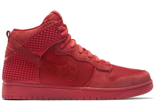 promo code 9a213 b7f85 Nike Dunk High Red October