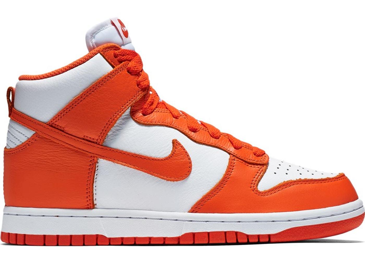 sports shoes 5f48d b9ce8 Nike Dunk High Retro Be True Syracuse (W) - 854340-100