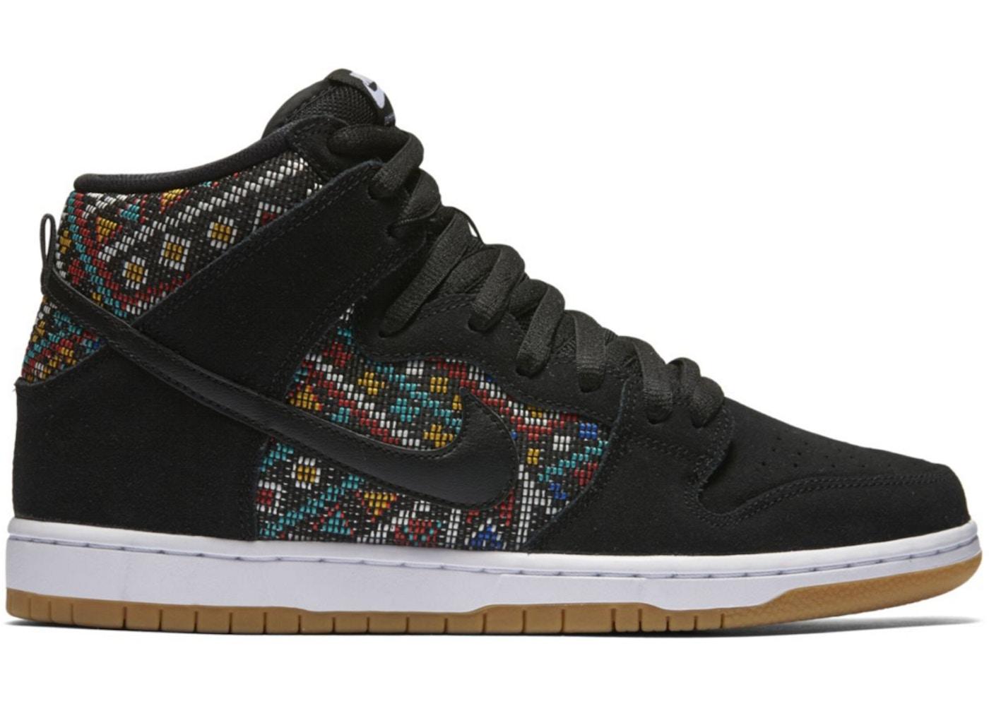 size 40 fbc4e c50b5 ... 6 aztec custom,air jordan advertising agency,air jordan us  Nike Dunk  SB High Aztec Geometry ...