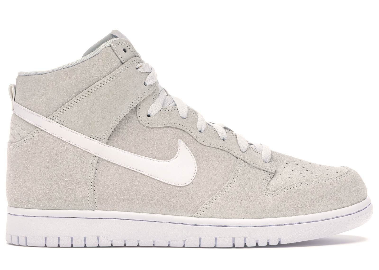 Nike Dunk High Suede Off White - 904233-100