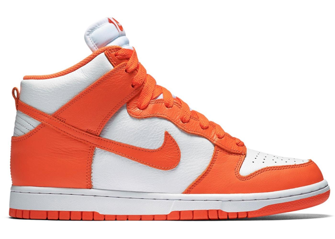 cheap for discount 4ff92 07d78 Nike Dunk High Syracuse - 850477-101