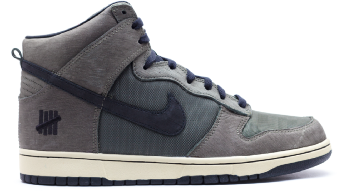 Nike Dunk High UNDFTD Bring Back Pack Green