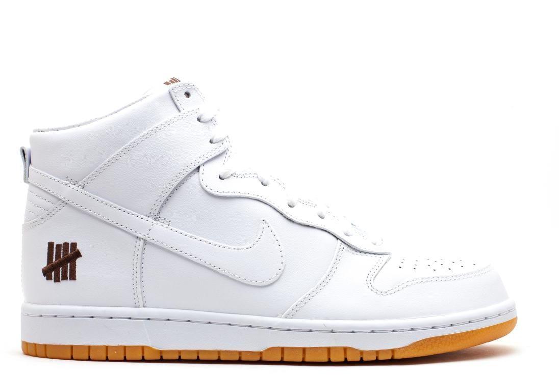 Nike Dunk High UNDFTD Bring Back Pack White