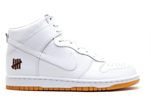pretty nice ac7cb 27725 Nike Dunk High UNDFTD Bring Back Pack White