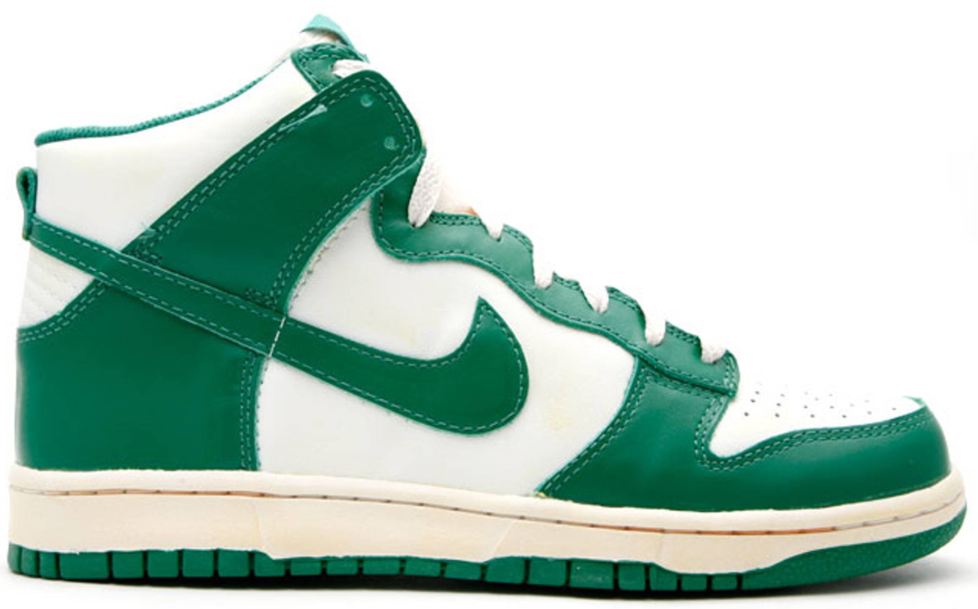 Nike Dunk High Vintage Pine Green