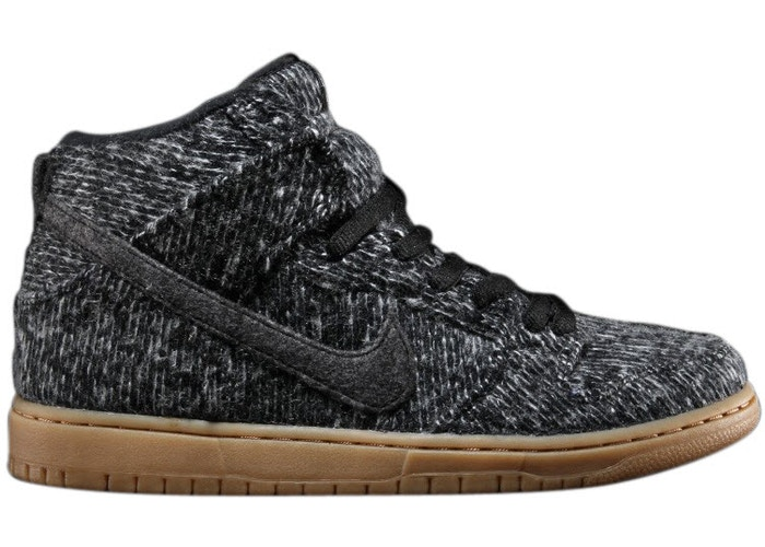 Nike Dunk High Warmth Pack
