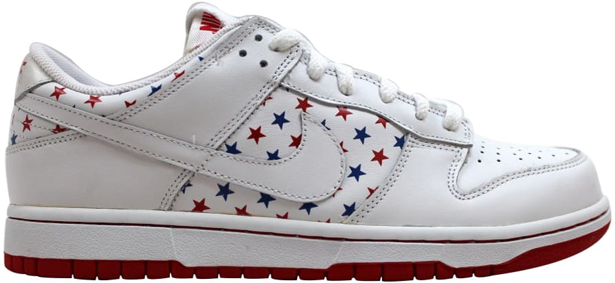Nike Dunk Low 4th of July (W) - 311369-111