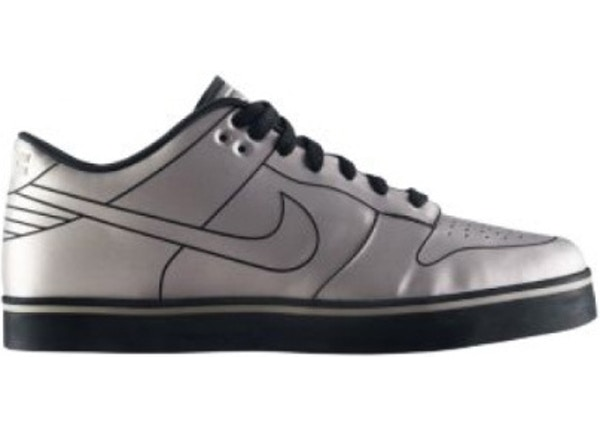 best sneakers 3e5ed 5cbd7 Nike Dunk Low 6.0 SE Delorean DMC-12 - 433152-001