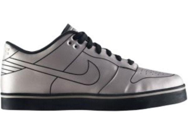 check out 39b57 10e92 Nike Dunk Low 6.0 SE Delorean DMC-12