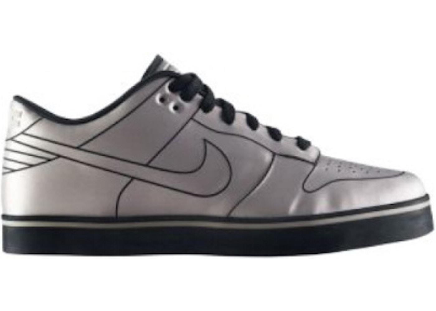 best sneakers 2c3b6 26533 Nike Dunk Low 6.0 SE Delorean DMC-12 - 433152-001