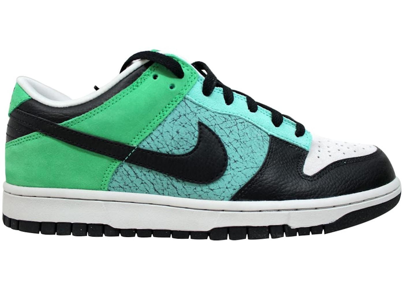 online store 7e914 32b17 Nike Dunk Low 6.0 Mint/Black-Hyper Verde-Jetstream