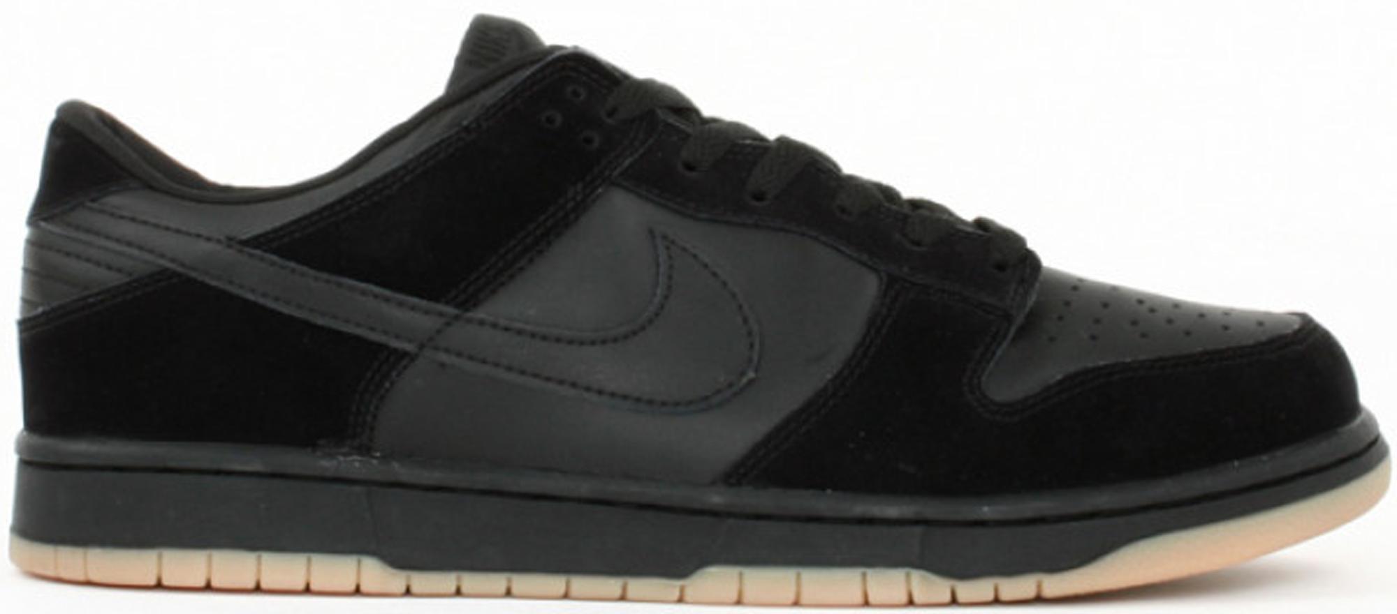 Nike Dunk Low Black Gum (2003) - 304714-002