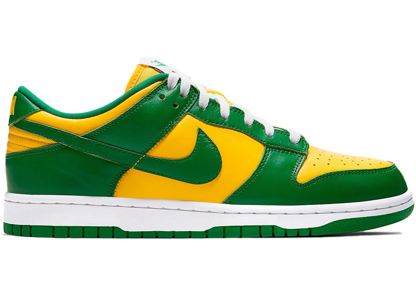 Molestar Omitido Tercero  Nike Dunk Low Brazil (2020) - CU1727-700