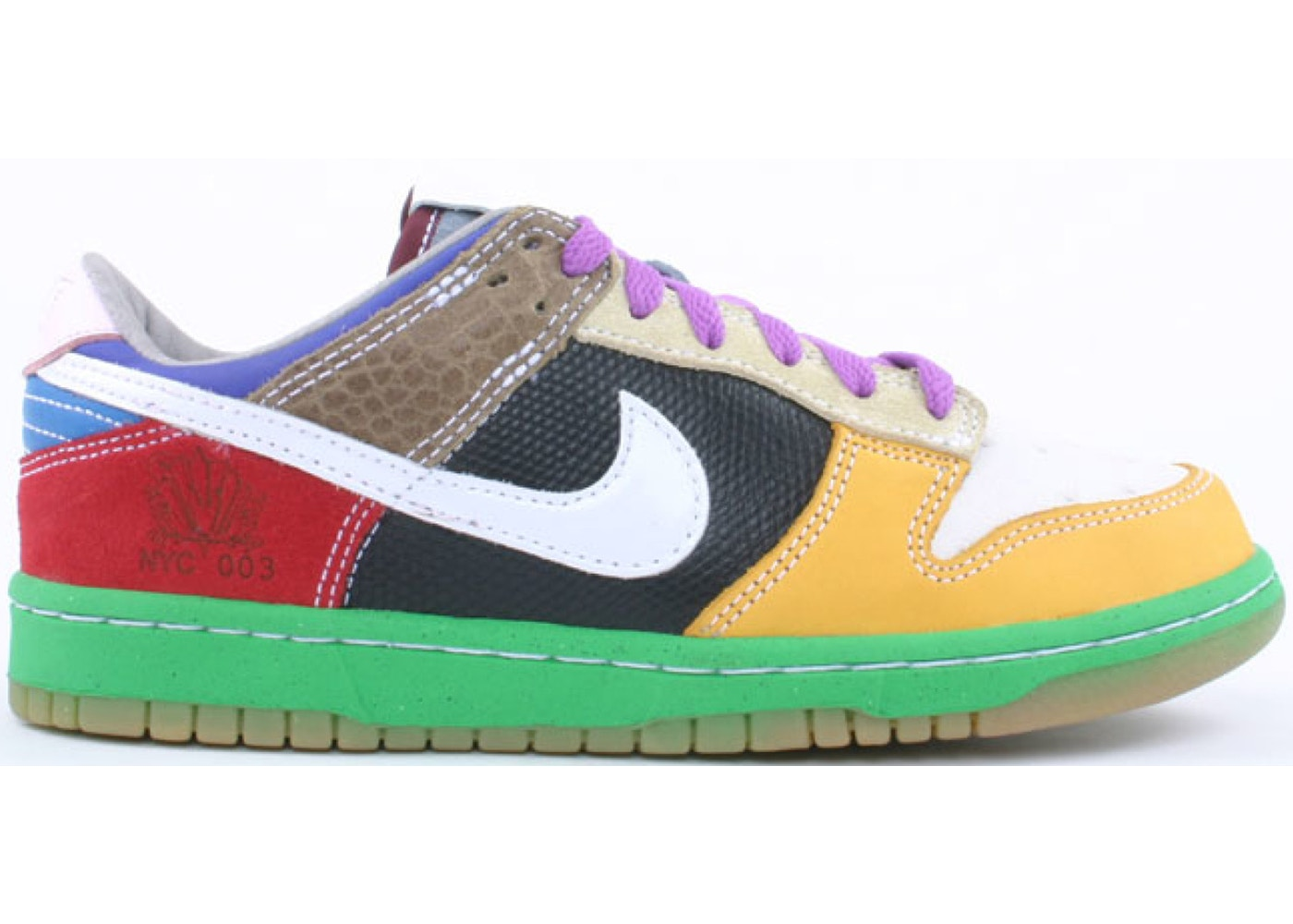 Nike Dunk Low Cowboy (Sole Collector)