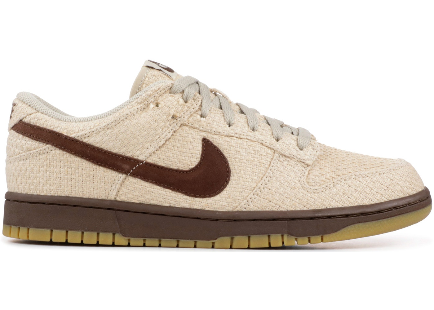 online store 90c2e fc8bd Nike Dunk Low Hemp Brown (2005) - 307696-121