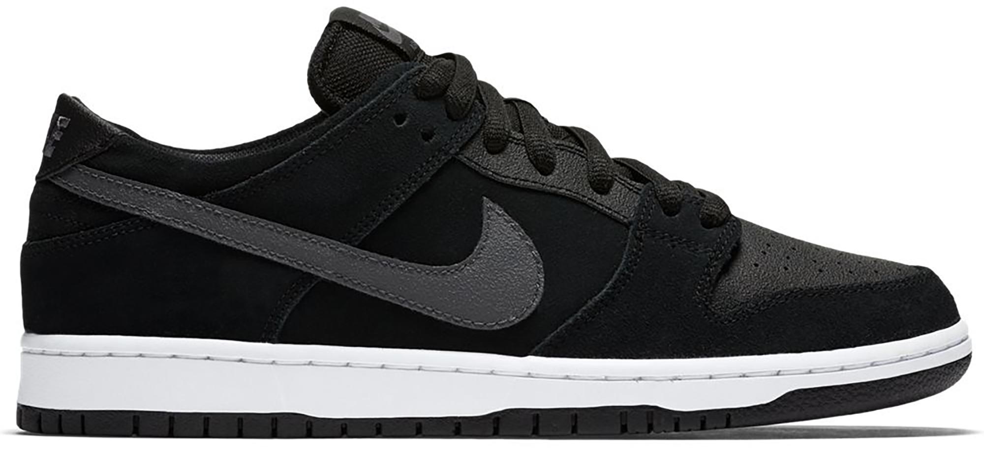 Nike Dunk Low IW Black Light Graphite