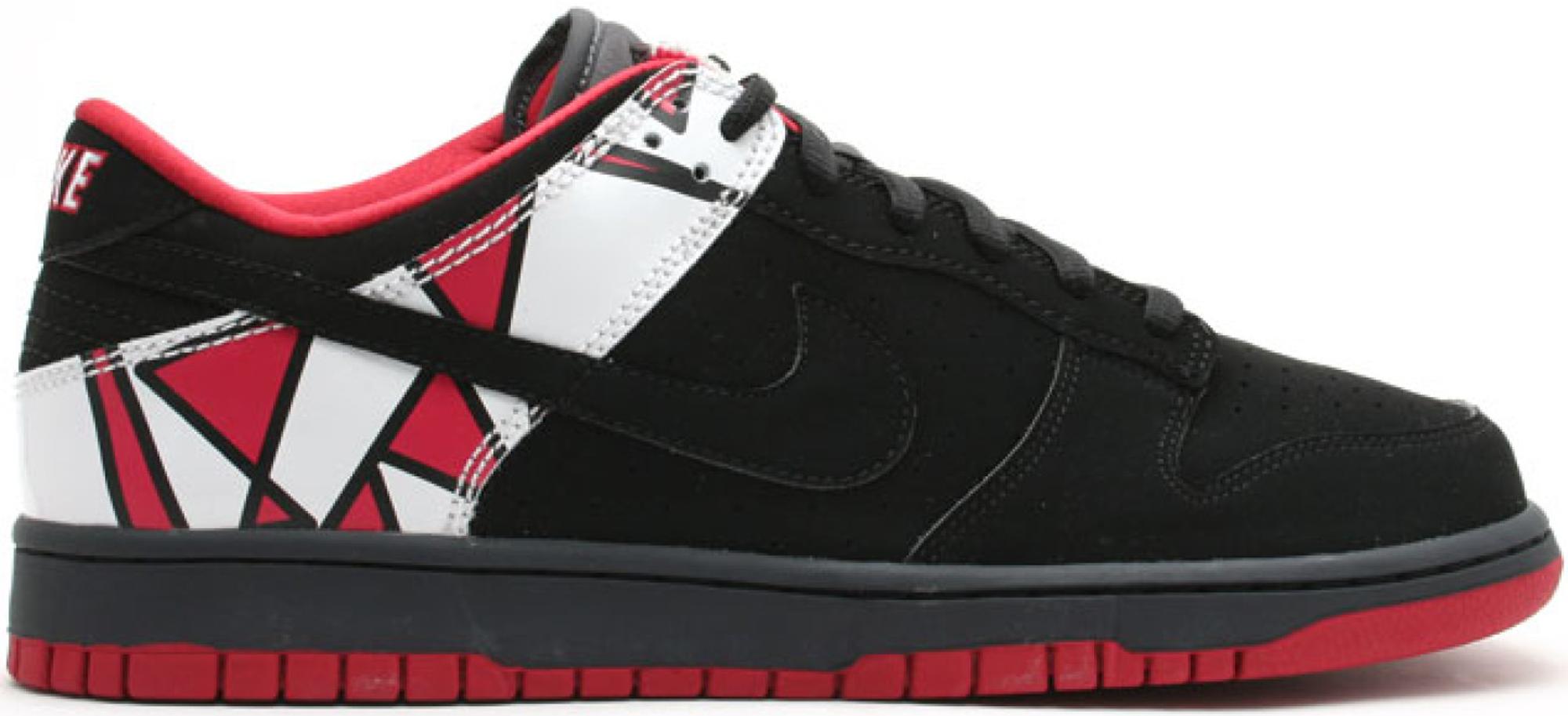 Nike Dunk Low Jordan Pack Playoff 8