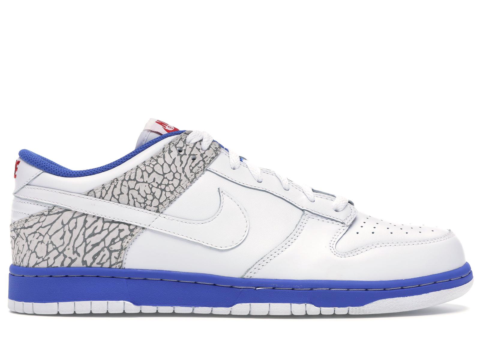 Nike Dunk Low Jordan Pack - 304714-119