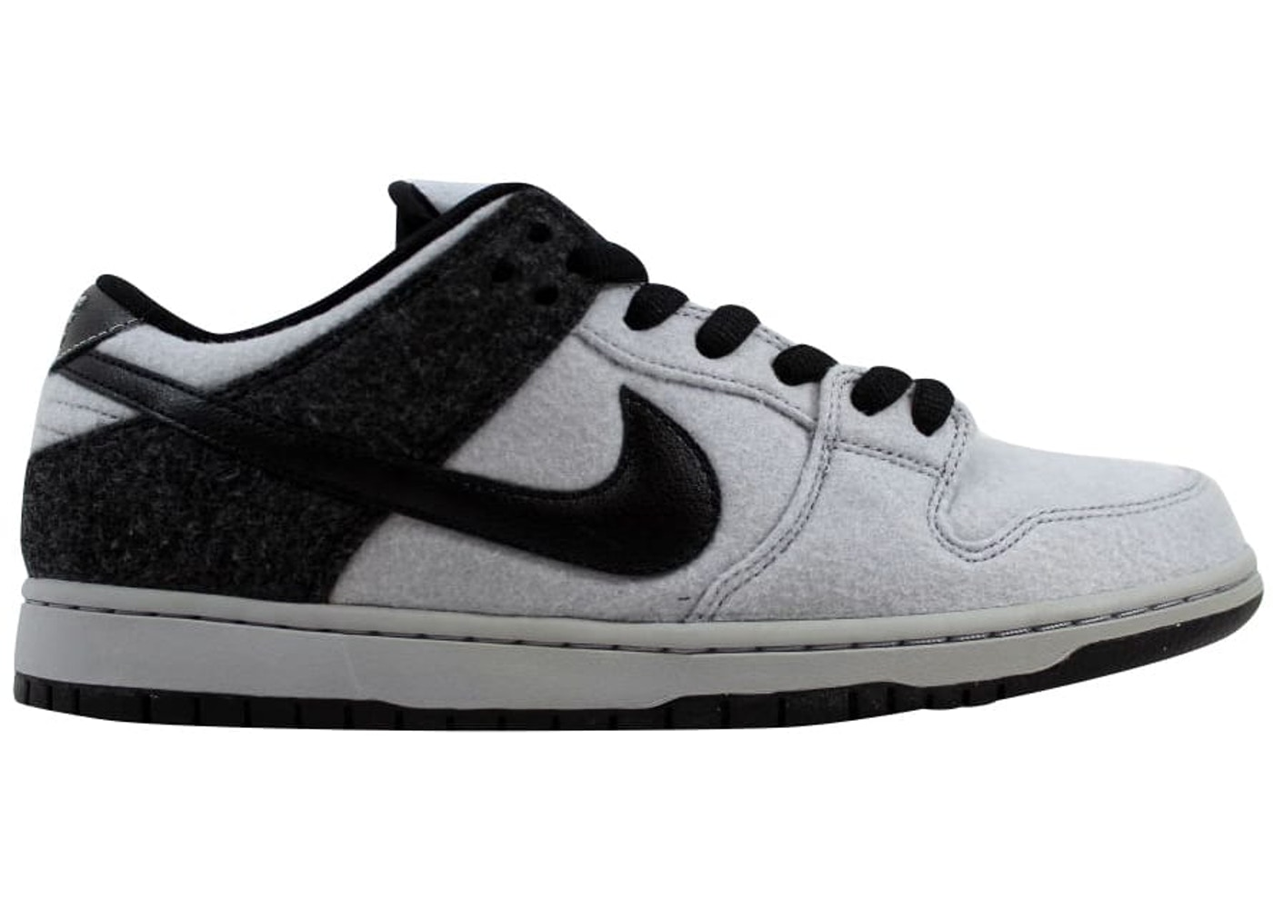 uk availability e1157 61eb8 Nike Dunk Low Premium SB Wolf Grey Black