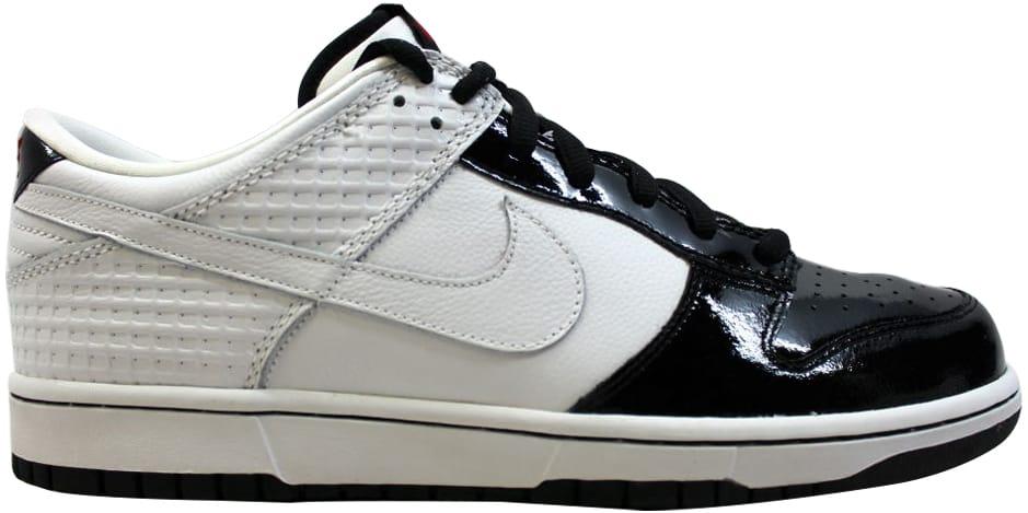 Nike Dunk Low Premium White/White-Black