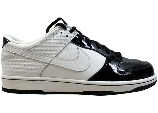 detailed look dcd9b 848d1 Nike Dunk Low Premium White White-Black
