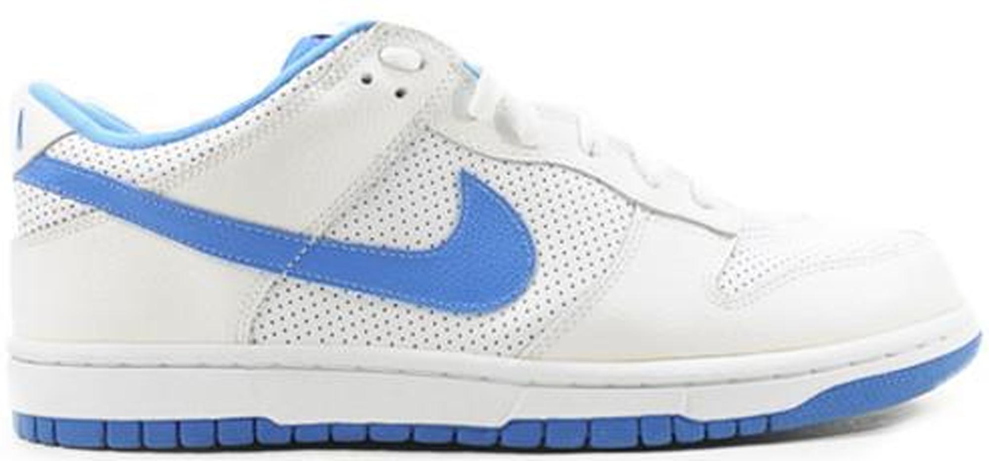 Nike Dunk Low Varsity Blue Perf