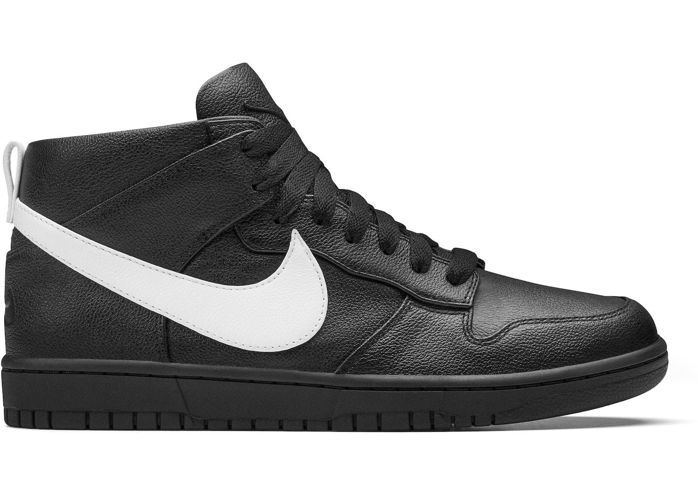 wholesale dealer 49fe8 933fa Nike Dunk Lux Chukka Riccardo Tisci Black - 910088-001