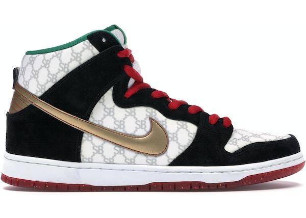 buy popular 4d985 8ffd9 Nike SB Dunk High Black Sheep Paid In Full (Special Box)
