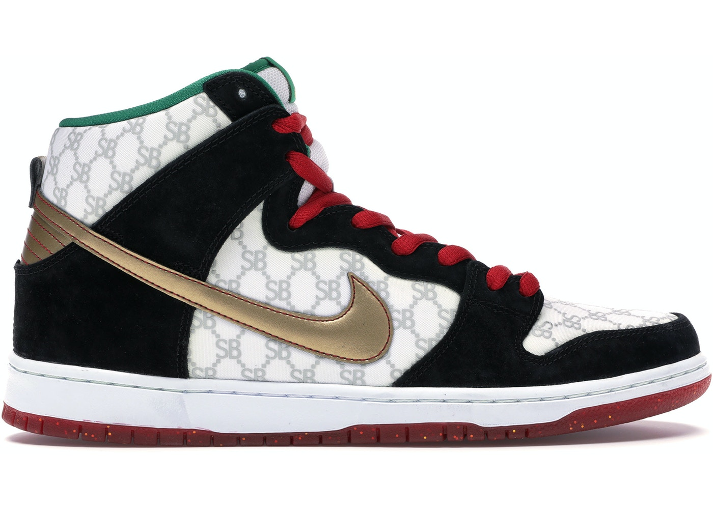 promo code a8d43 201c5 Nike Dunk SB High Black Sheep