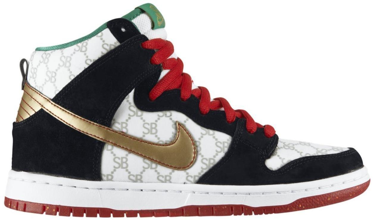 """Nike Dunk SB High Black Sheep """"Paid in Full"""""""