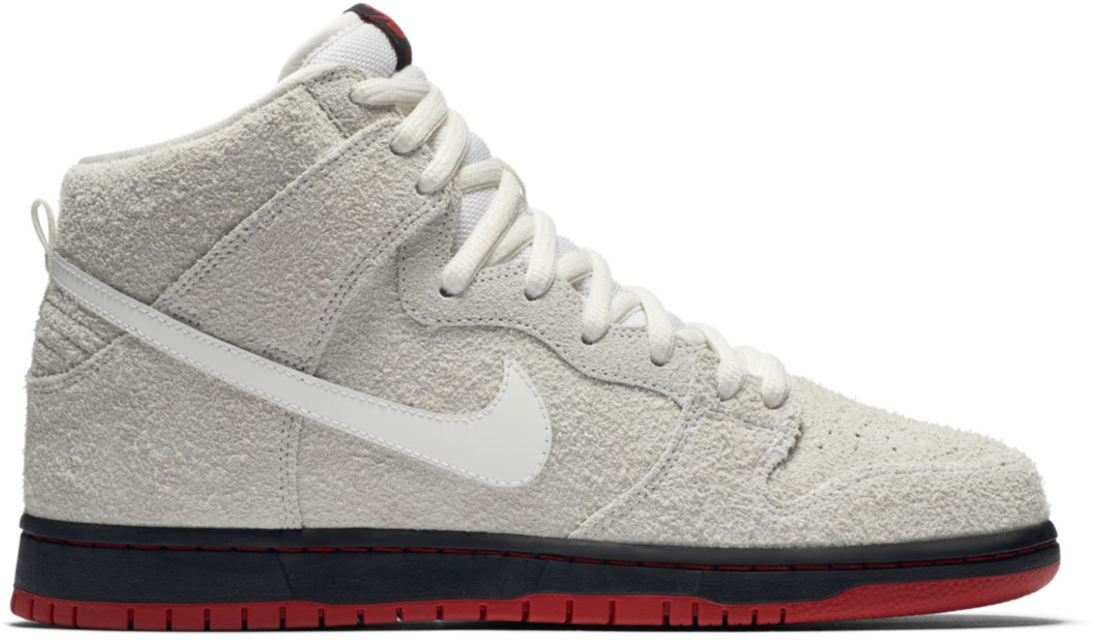 Nike Dunk SB High Wolf In Sheep's Clothing
